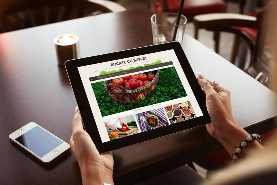 creare site firma catering