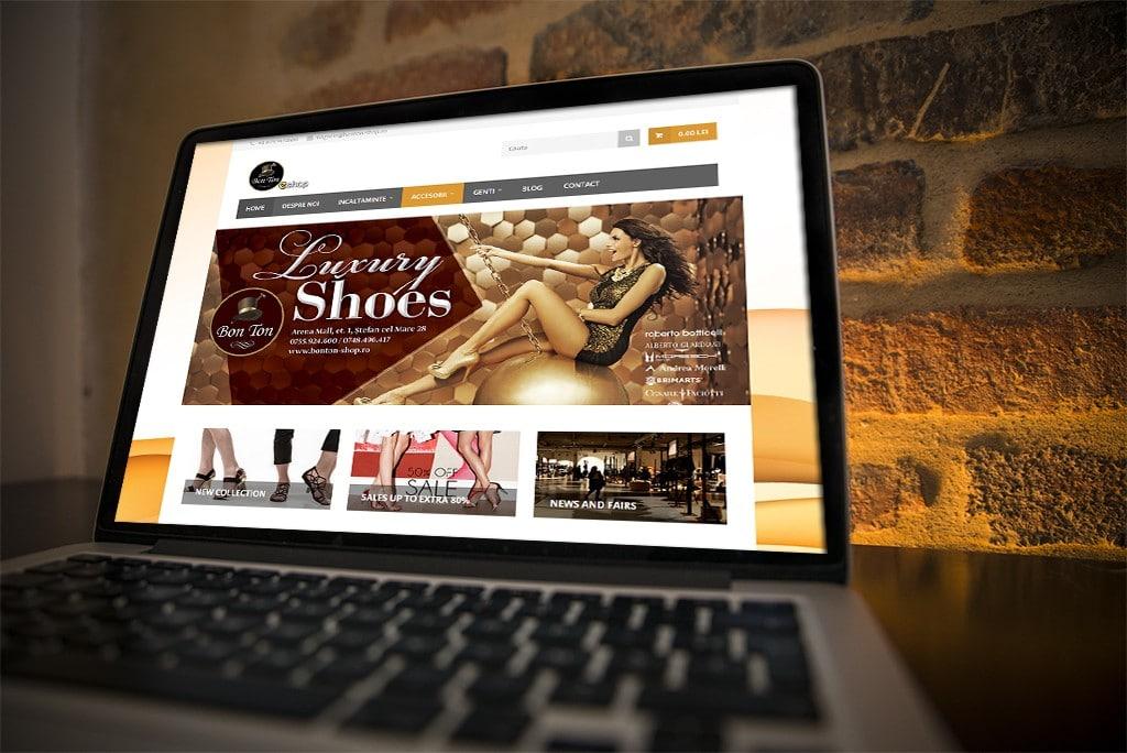 Reconstruire site web